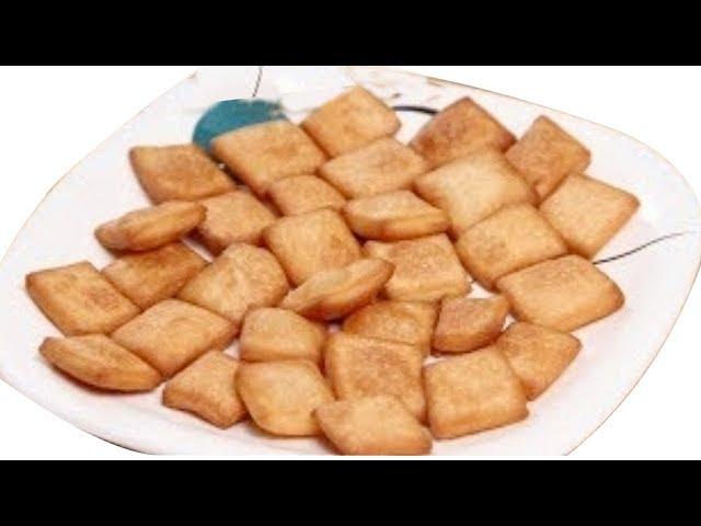 Shakar Para Recipe   Sweet Shakarpare   How to make Shakar Para With Eng Subtitles   PDTV Foods