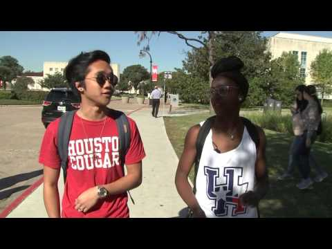 Hometown Friday - University of Houston student life