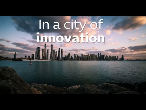 Expo 2020 Dubai: Experience Innovation