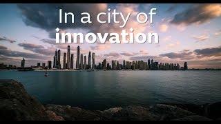 Expo 2020 Dubai: Experience Innovation
