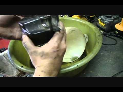 Clean breather box Honda Civic (oil separator) - Backyard Mechanic DIY - YouTube