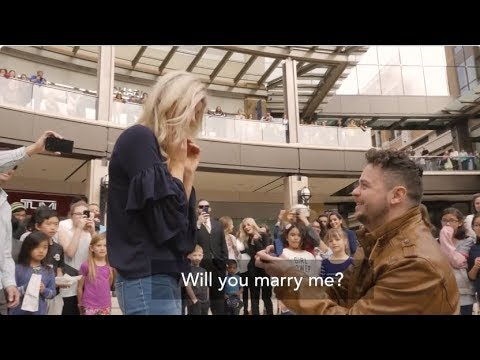 Flash Mob Proposal - One Voice Children's Choir and Violin