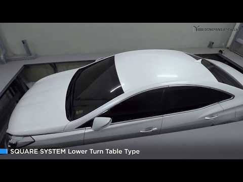 Square System(Multi Layer Parking, Parking Tower, Car ...