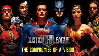 V-LOG: Justice League-The Compromise of a Vision