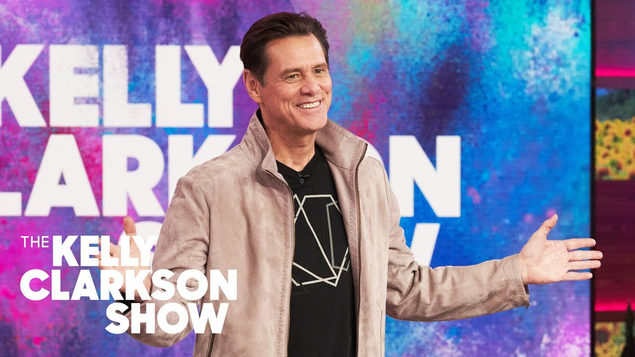 Jim Carrey Curbs 'Crazy Feelings' By Creating Art