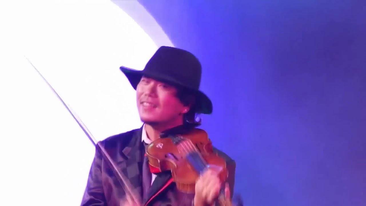 "Japan's Ryoma Quartet performs ""Venus"" cover | 2021 Japan Society Annual Dinner"