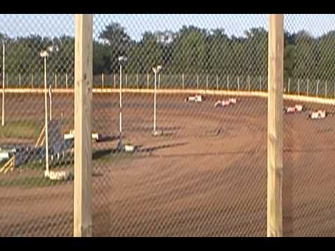 USMTS MODIFIEDS at eagle valley speedway heat 2