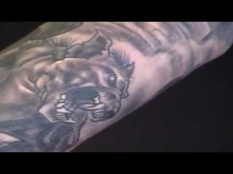 And Justice For All Full Sleeve Black And Grey Tattoo Youtube