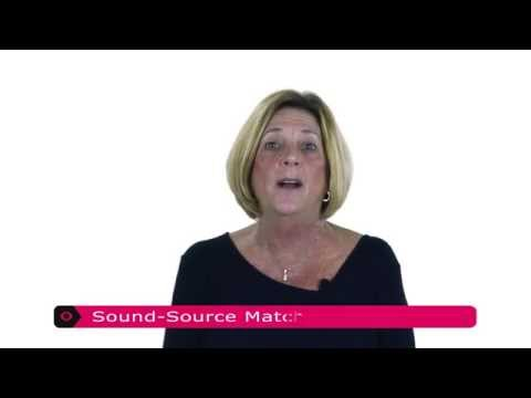 Listening: Sound-Source Matching