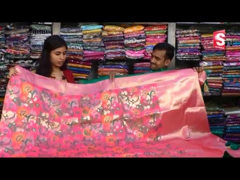 Banarasi Pattu Saree Collection 2018   Sri Krishna Silks Hyderabad   Bridal Sarees   SumanTv