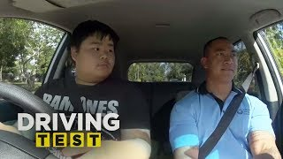 Instructor's patience is pushed to the limit  | Driving Test Australia