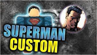 Superman CUSTOM | Roblox | Anime Cross 2 UPDATE