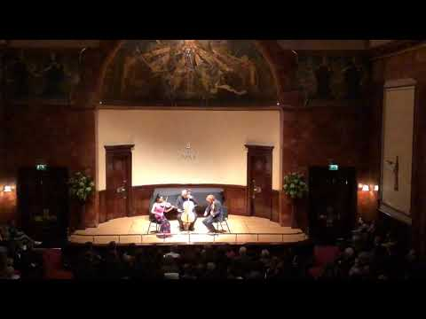 Orion String Trio plays Beethoven live from Wigmore Hall