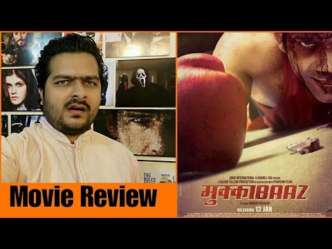 Mukkabaaz - Movie Review