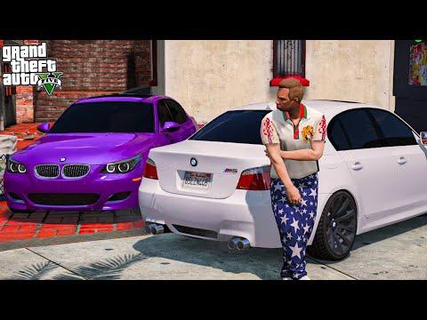 GTA 5 ARIZONA RP - ПЕРЕЕХАЛИ НА ГРУВ СТРИТ! ТЮНИНГ BMW M5 КАК У ДАВИДЫЧА!