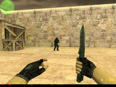 ножом игры удар