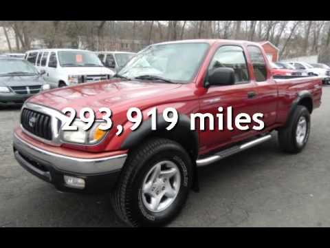 2001 toyota tacoma sr5 v6 4x4 extra cab clean alloys for sale in capitol heights md youtube. Black Bedroom Furniture Sets. Home Design Ideas