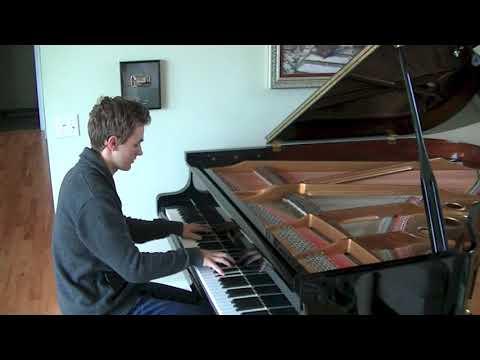 Ed Sheeran: Perfect Elliott Spenner Piano Cover