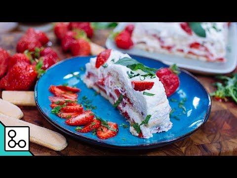 Charlotte aux fraises  - YouCook