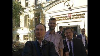 Смотреть видео Вступительное слово о моём выдвижении в мэры Москвы онлайн