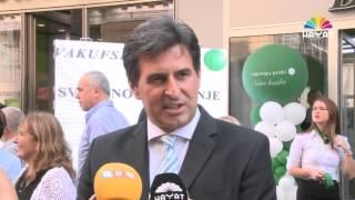 Vakufska banka - Otvorenje poslovnice Ferhadija Hayat TV 05.09.2015