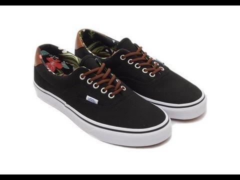 d2dd29544e Shoe Review  Vans  Aloha C L  Era - YouTube
