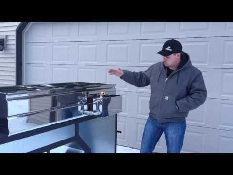 Basics of a Smoky Lake Hybrid Hobby Pan