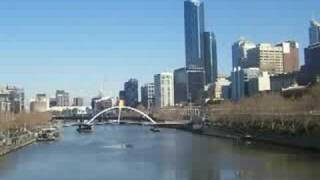 The Beautiful City Of Melbourne
