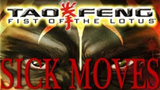 Sick Moves: Tao Feng: Fist Of The Lotus - All Throws