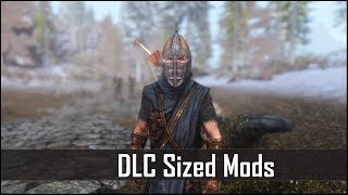 Skyrim – Top 5 DLC-Sized Mods Coming in 2018; Skyrim's Biggest Upcoming Mods