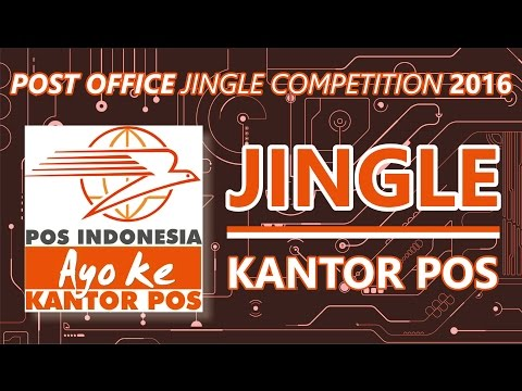 Jingle Kantor Pos Indonesia ( Post Office Jingle Competition 2016 )