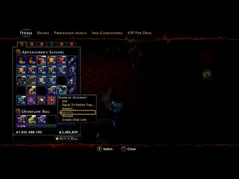 Neverwinter: Making the most of the Quartermaster's Enchantment and opening 1200 Spoils of War