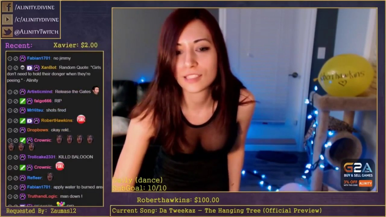 girls stream