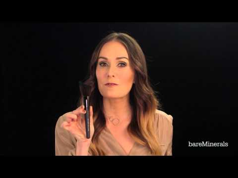 Brush Restage: bareMinerals Soft Curve Face & Cheek Brush