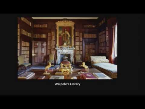 Guest Lecture: Houghton Hall: Portrait of an English Country House by Christine Gervais