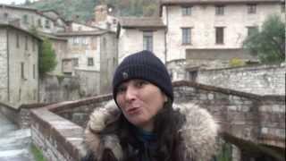 Gubbio, Umbria Italy walk1