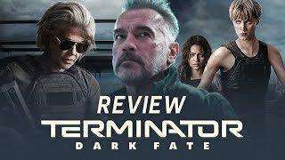 Review phim TERMINATOR- DARK FATE -Kẻ Hủy Diệt- Vận Mệnh Đen Tối-