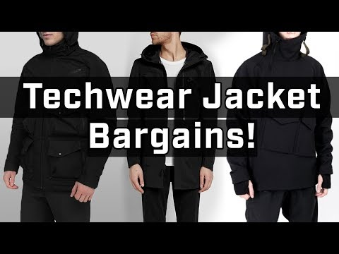 Top 5 Affordable Techwear Jackets You Can Buy RIGHT NOW