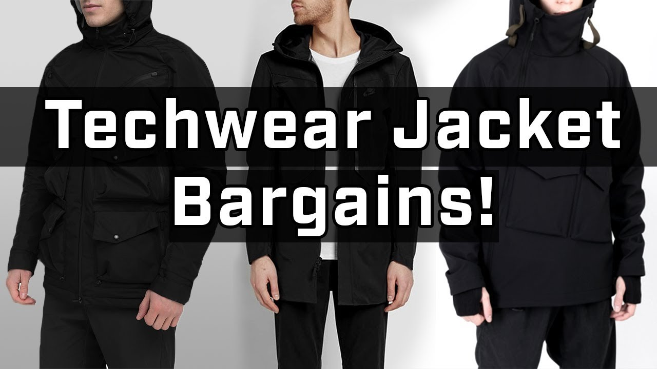 4e1c75c8819 Top 5 Affordable Techwear Jackets You Can Buy RIGHT NOW - YouTube