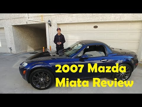 2007 Mazda MX-5 Miata | Read Owner and Expert Reviews, Prices, Specs
