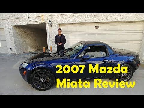 2007 NC Mazda Miata Review
