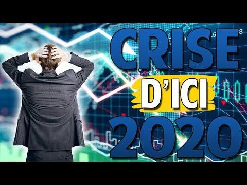 Crise d'ici 2020 ? | Stratégie d'investissement | Technique pour prédire la crise