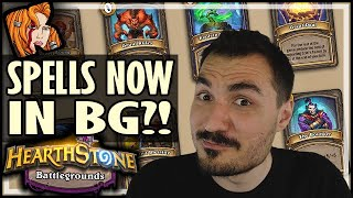 Updated Huge Battlegrounds Update New Heroes Old Gods Minions And Darkmoon Prizes Spells Hearthstone Top Decks If any hearthstone battlegrounds cards are left on the board at the end of a single match, their tavern tier will be added to your hero's current tavern tier and that will be the amount of damage you deal to the opponent. updated huge battlegrounds update