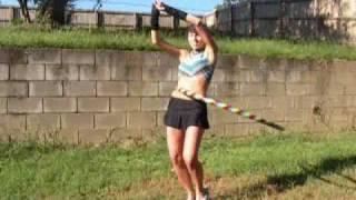 Hooping to Shakira