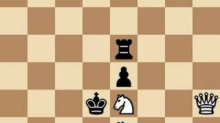 Mate in two  level difficult