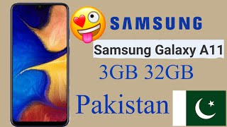 samsung galaxy A11 review || funny review