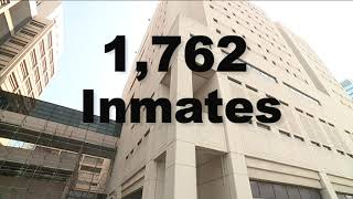 Cuyahoga County Jail population hits all-time low...briefly
