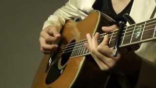 pick solo guitar arrange 花は咲く / 花は咲くプロジェクト / NHK東日...