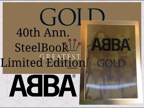 Unboxing: Gold (40th Anniversary Edition) - ABBA
