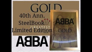 Baixar Unboxing: Gold (40th Anniversary Edition) - ABBA